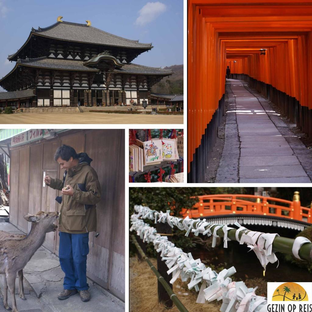 Nikko en Kyoto