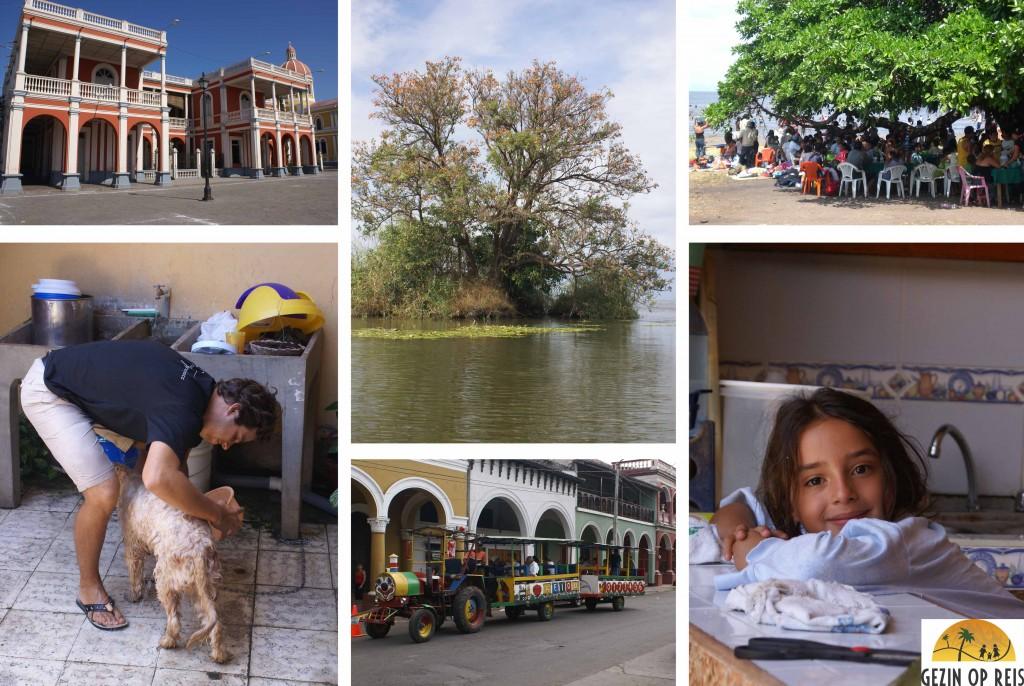 Onze gastfamilie in Granada