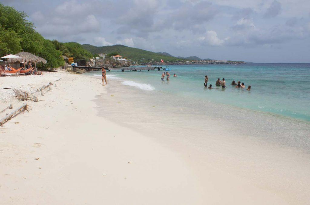 curacao stranden playa kalki