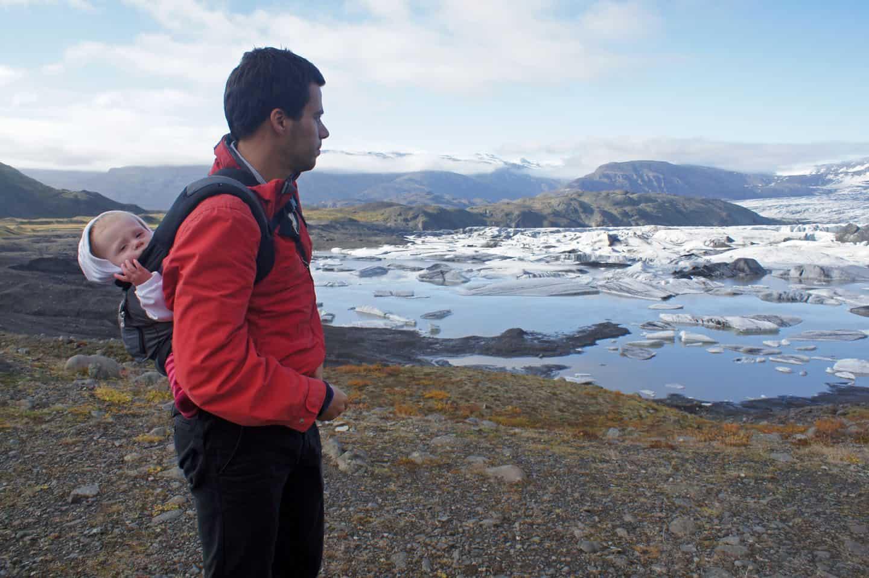 Hoffell ijsmeer ijsland