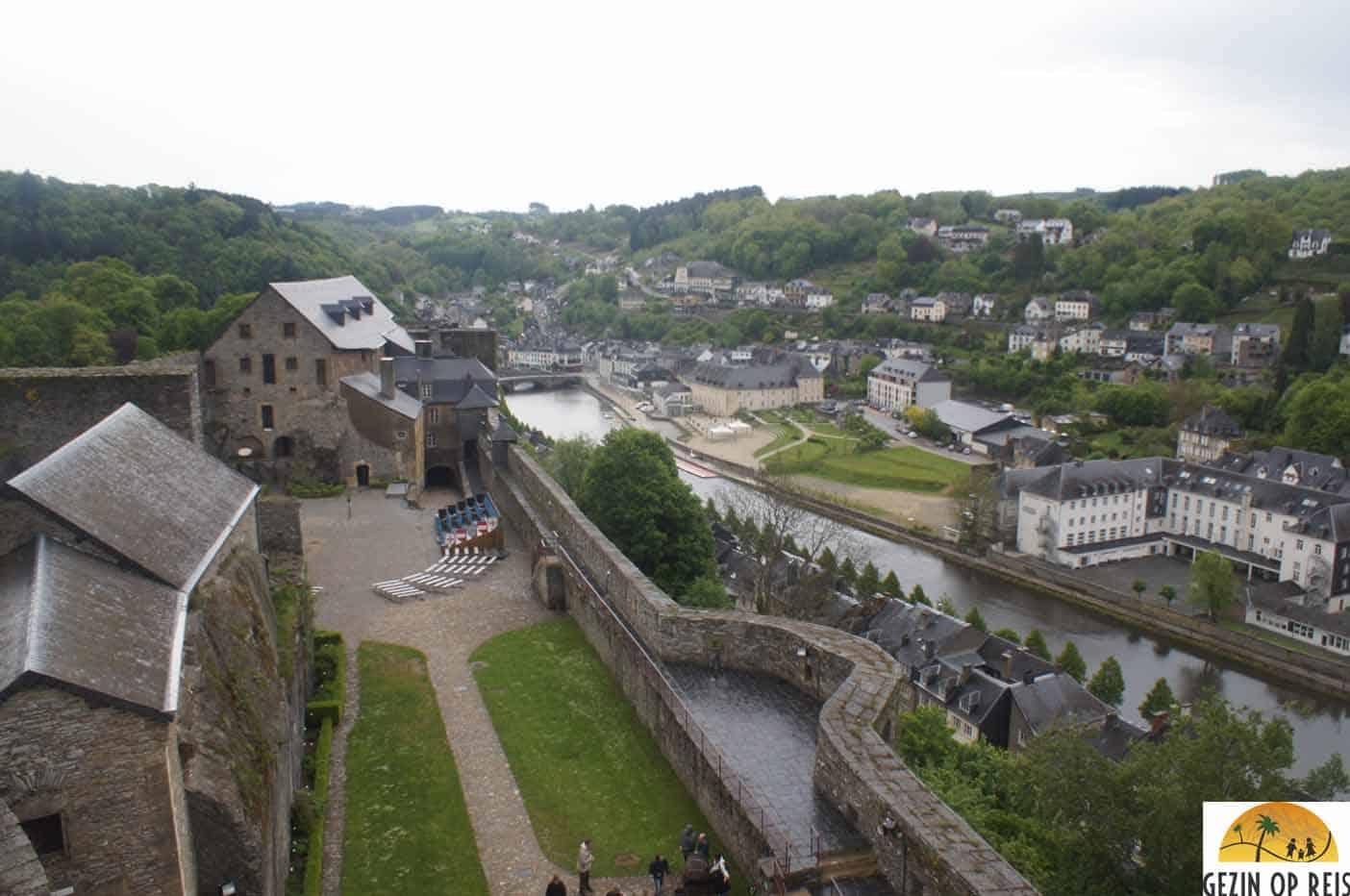 kasteel Bouillon
