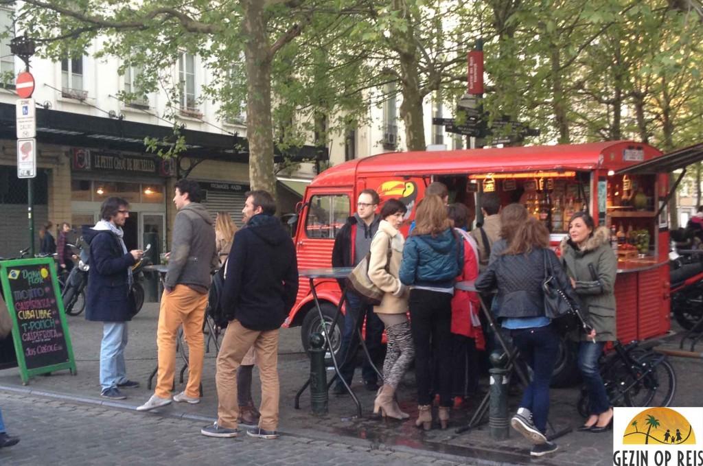 stadswandeling Brussel