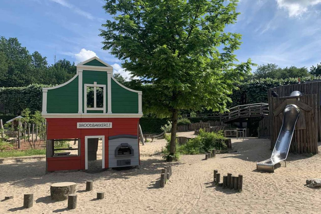 Openluchtmuseum speeltuin arnhem