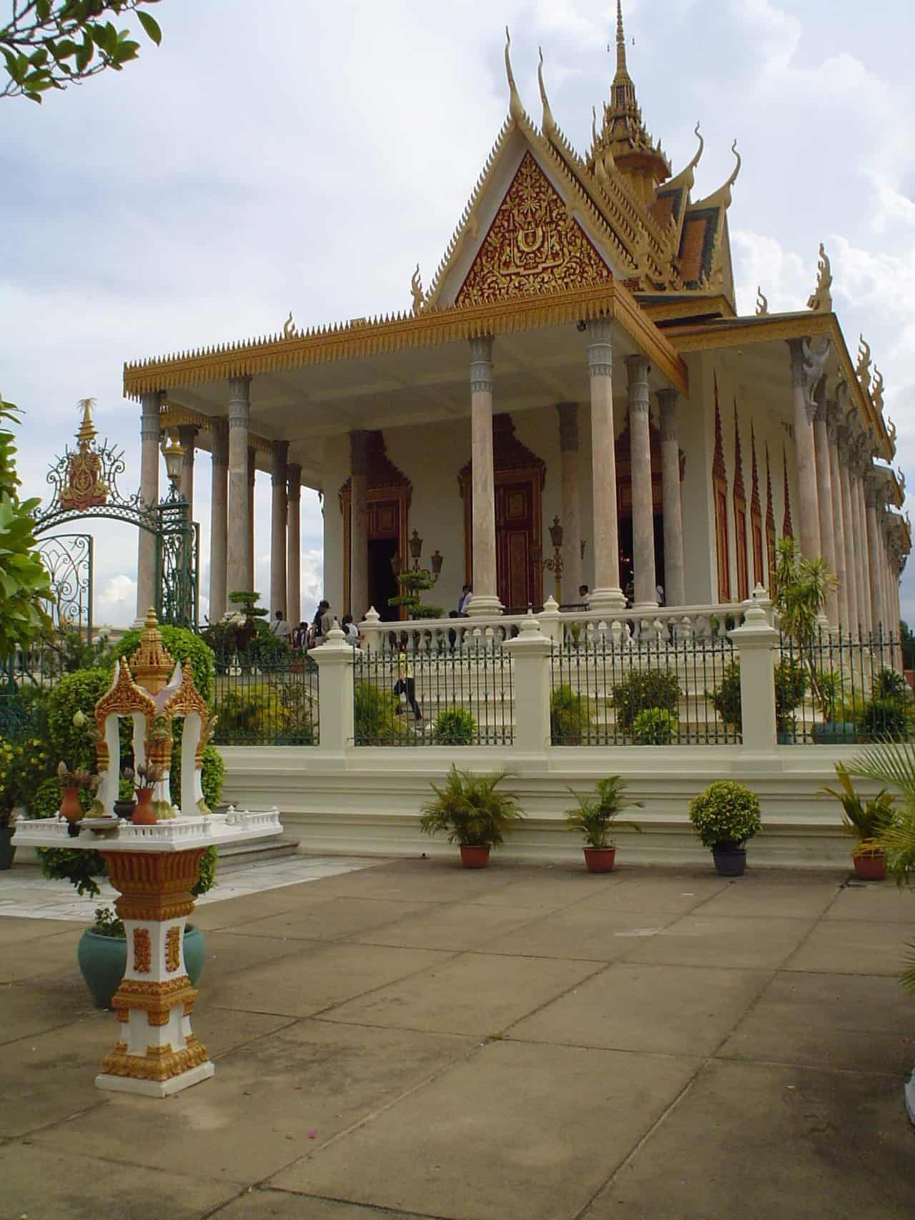Phnom Penh met kinderen