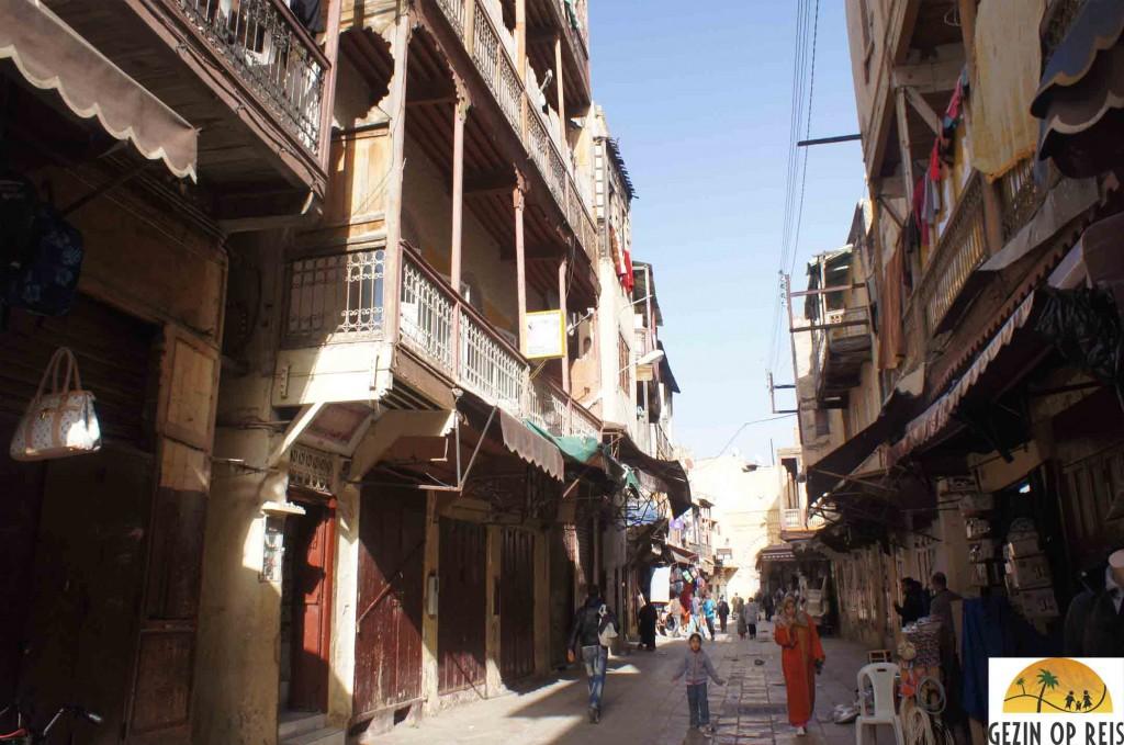 Marokko in de herfstvakantie