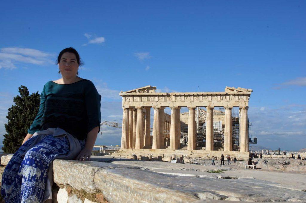 griekenland alleen