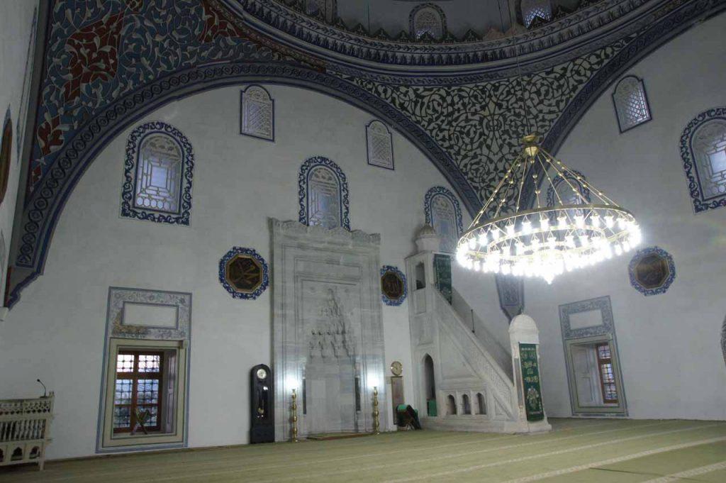Mustafa Pasha's moskee