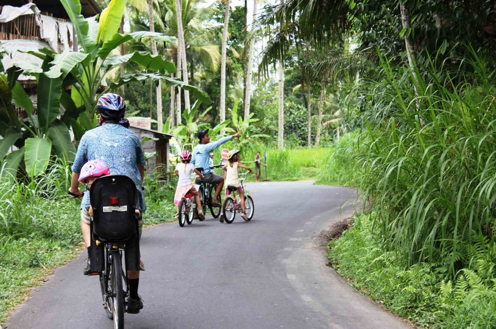 Bali met kids