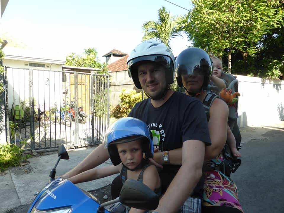 Op de scooter het eiland Bali verkennen