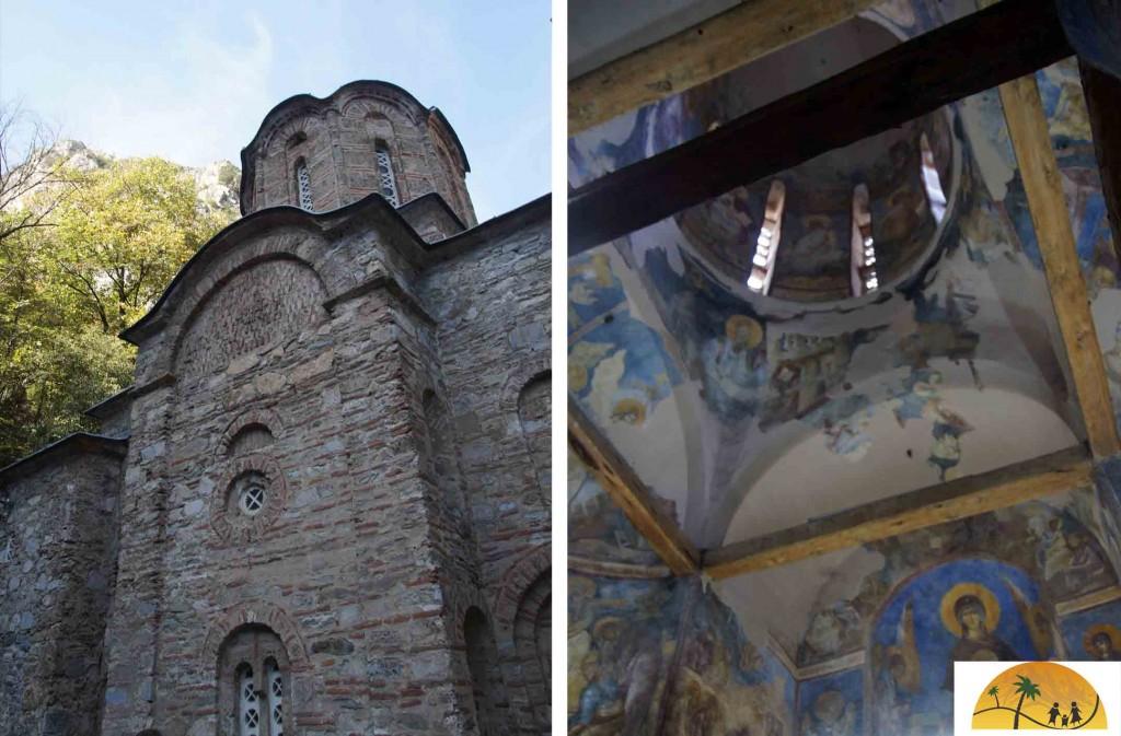 Saint Andrea Monestry