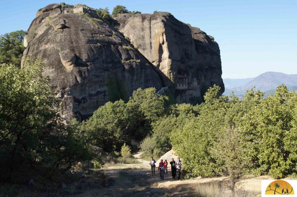 Meteora wandelen