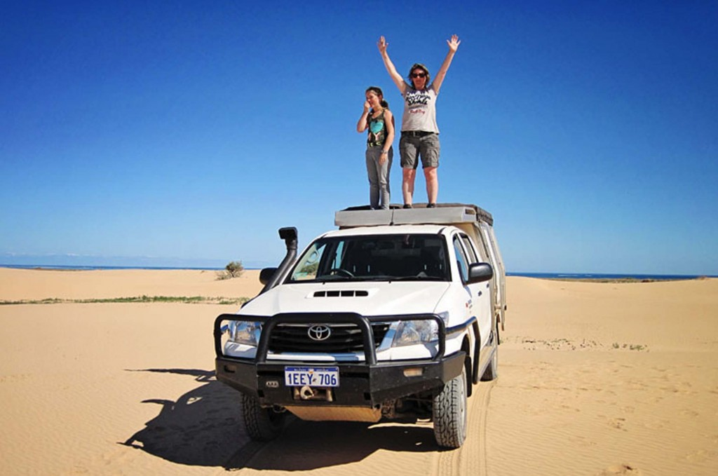 west Australië