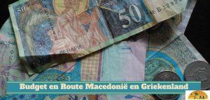 budget Macedonie