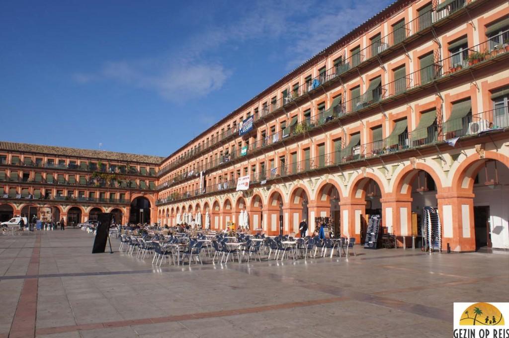Plaza de Potro Plein
