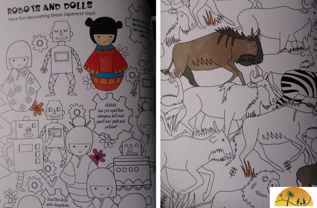 Kids Adventures boek