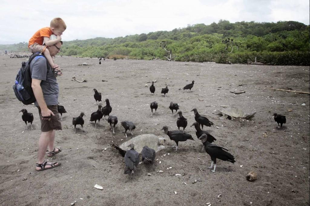 Vakantie costa rica met kinderen