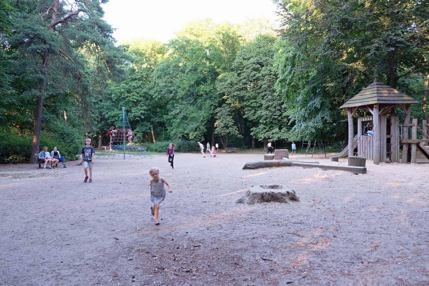 Eilenreide park