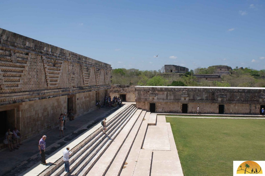 Uxmal Merida Mexico
