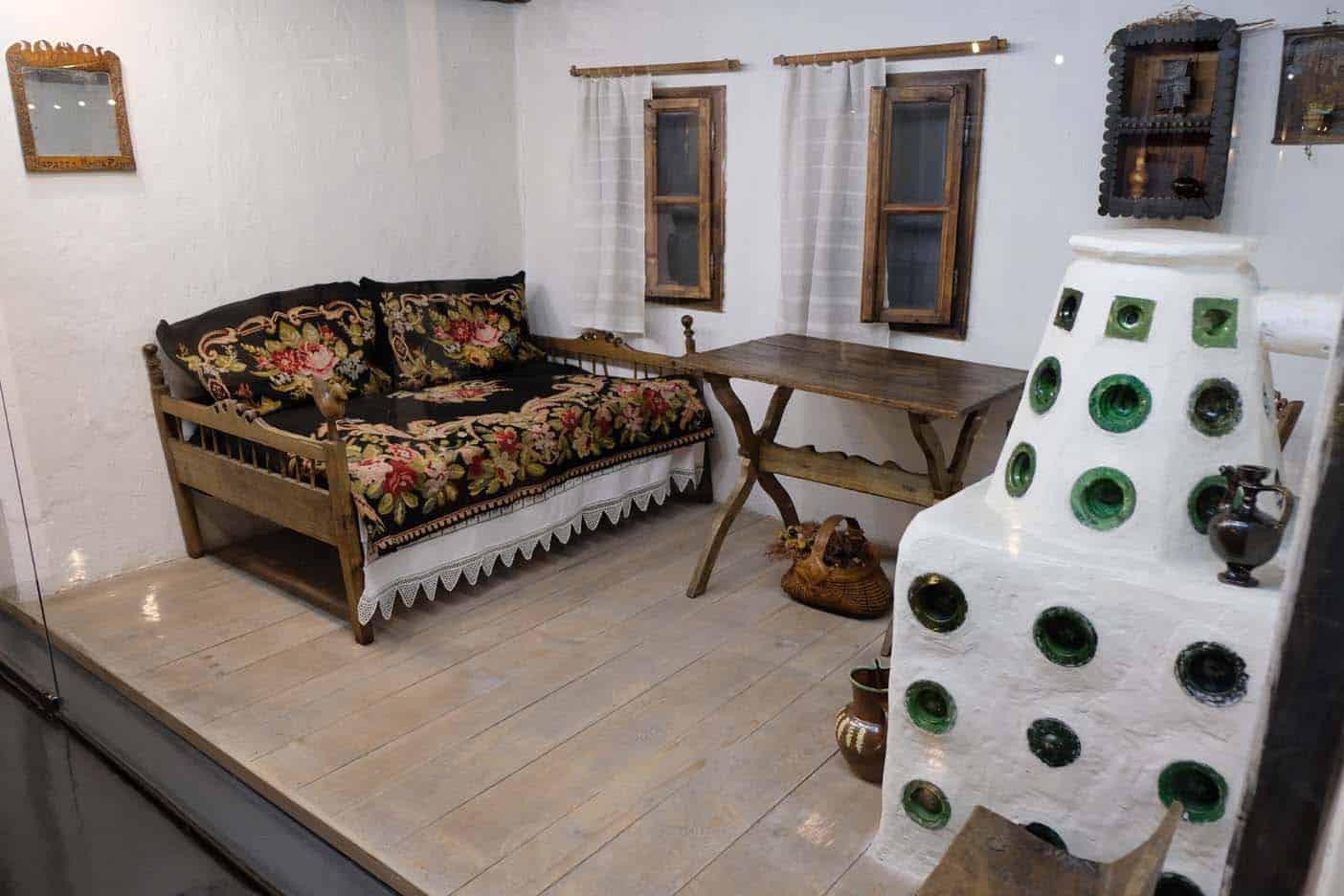 etnografisch museum in Belgrado