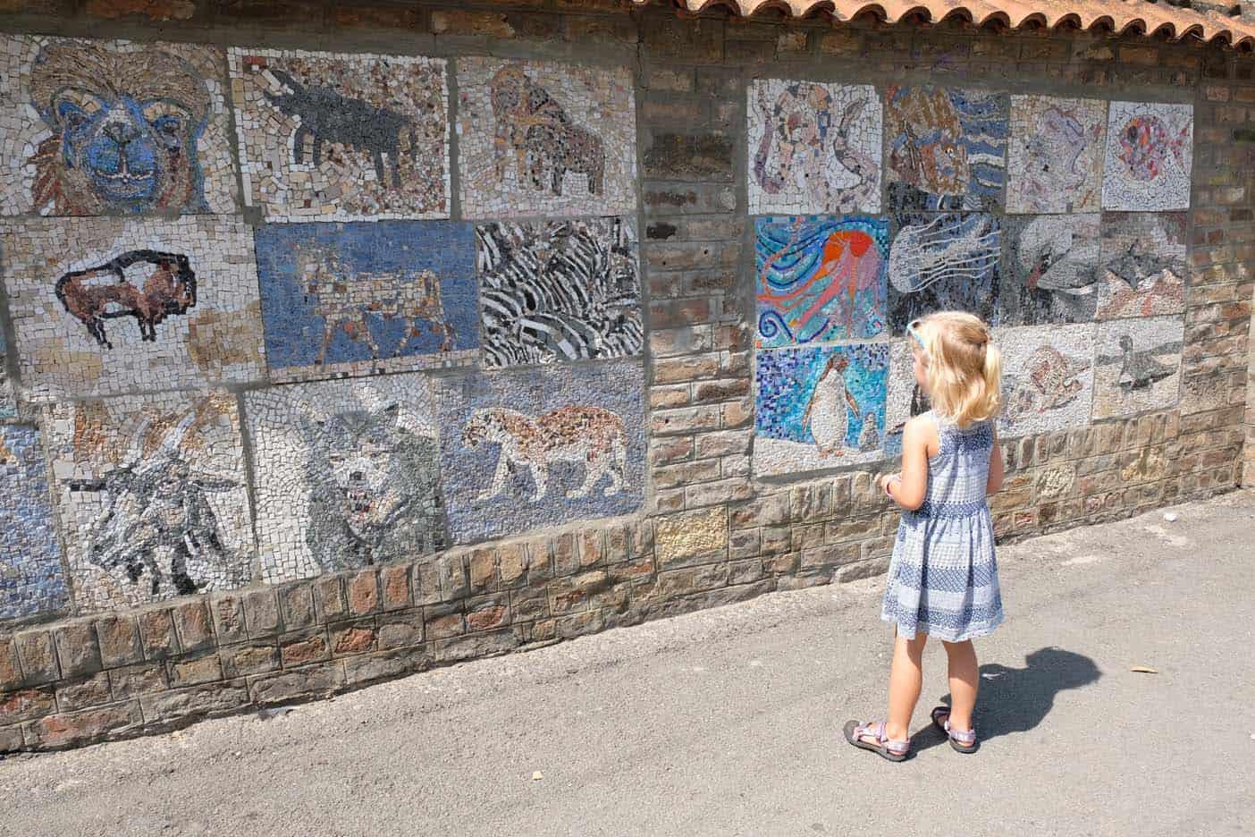 Belgrado dierentuin geochache