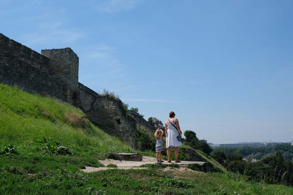 belgrado fort