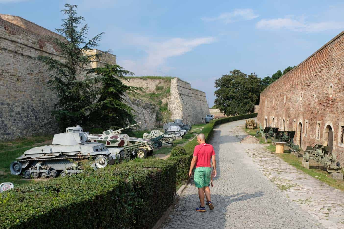 militair museum belgrado