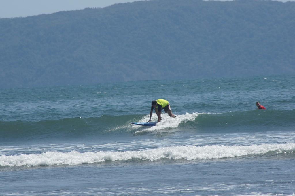 Santa Catalina Surfen