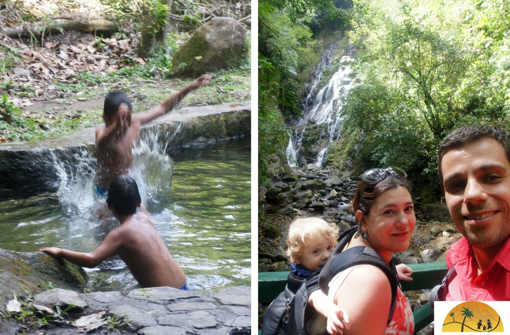 El Valle waterval