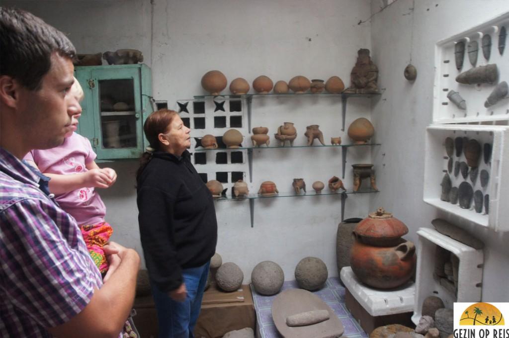 Barriles archeologische site