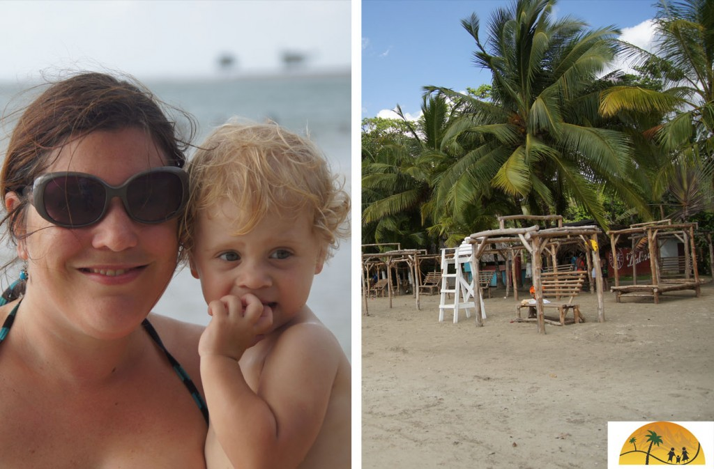 La Angosta strand