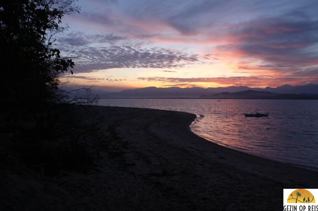 zonsopkomst filipijnen
