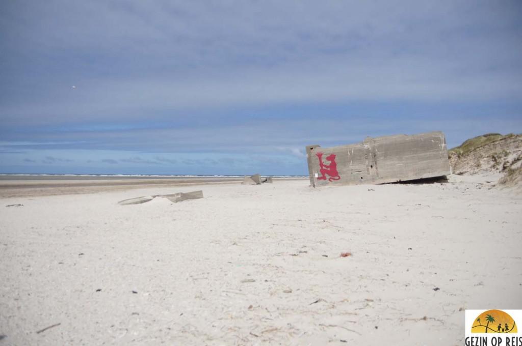 Blavand bunkers