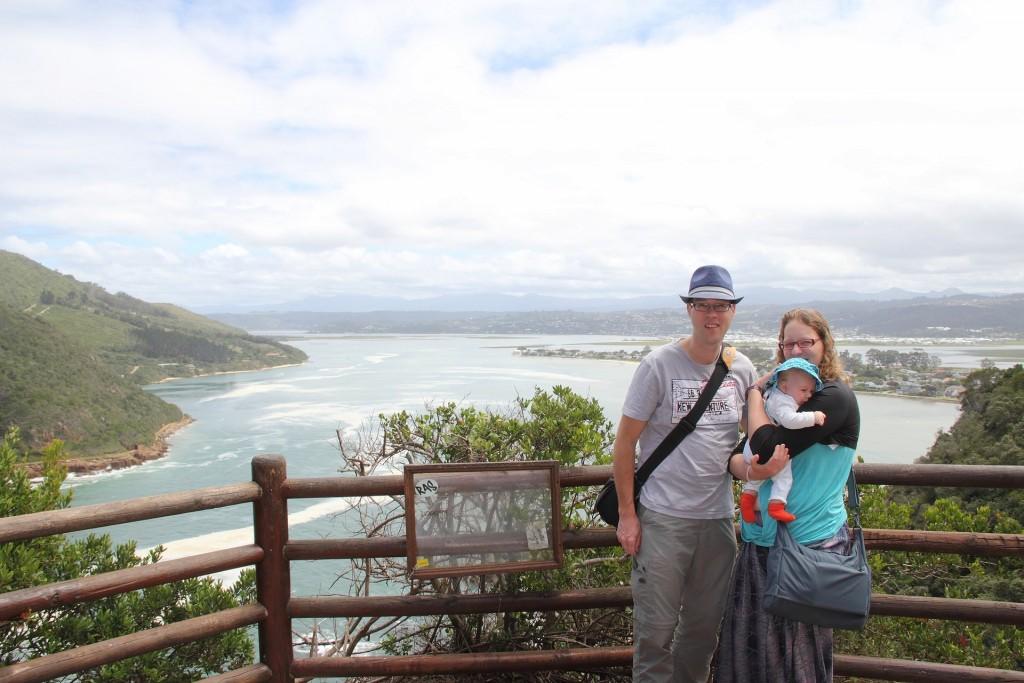 Zuid-Afrika met baby