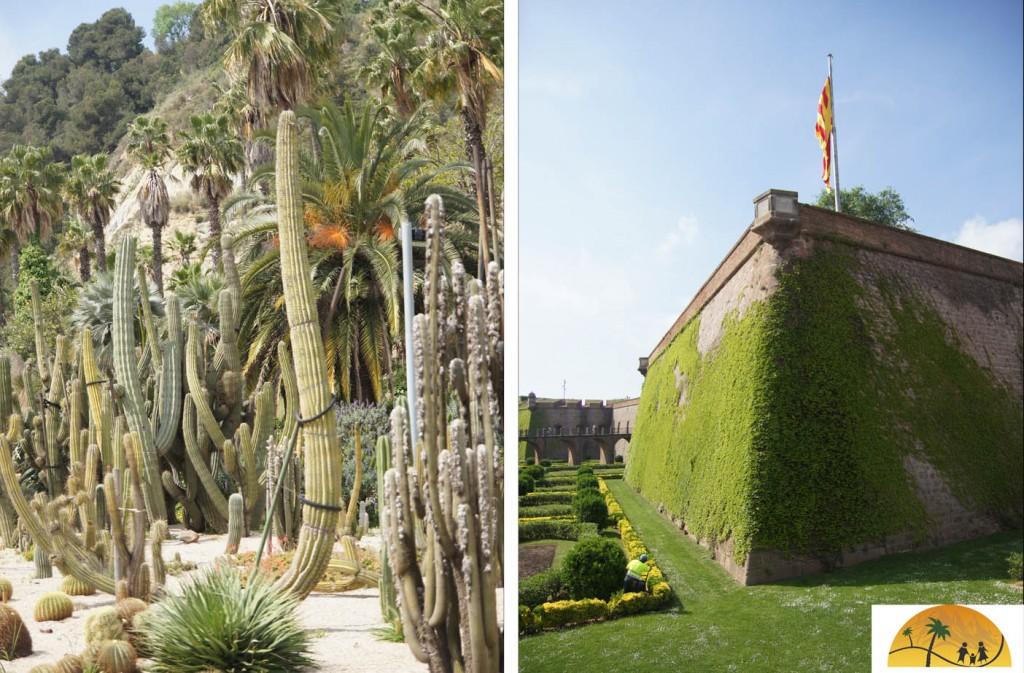 Montjuic park - Barcelona