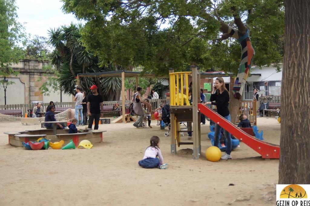 speeltuin barcelona