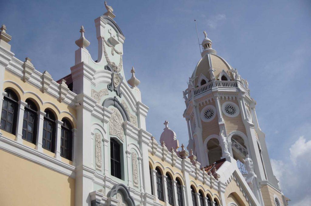 panama stad Casco Viejo