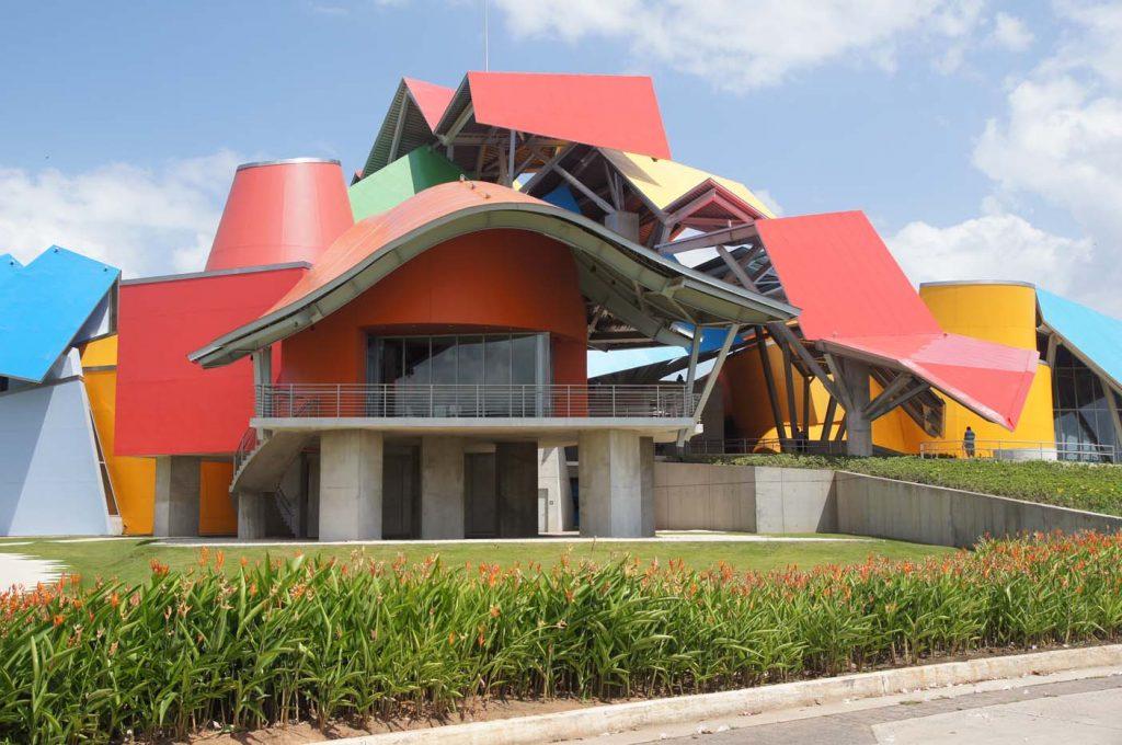 bezienswaardigheden panama city biomuseo
