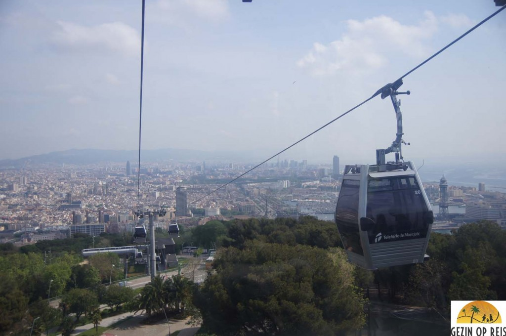 kabelbaan Barcelona