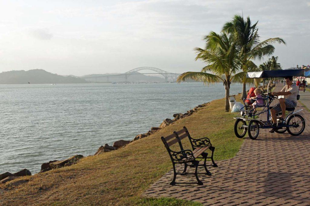 fietsen panama stad