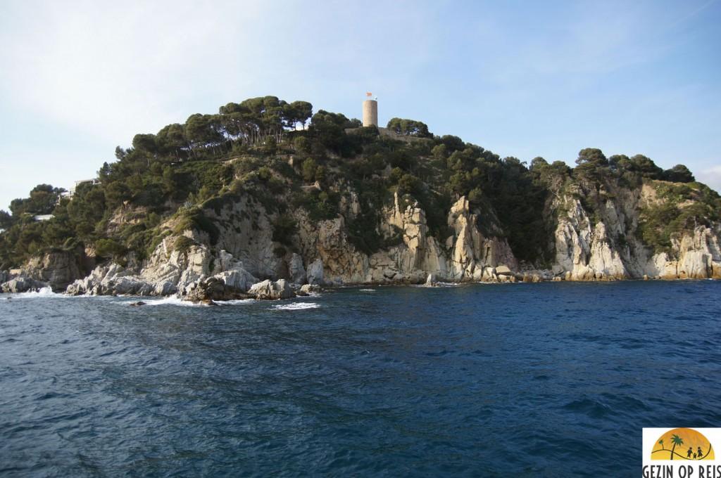 lloret de mar kasteel