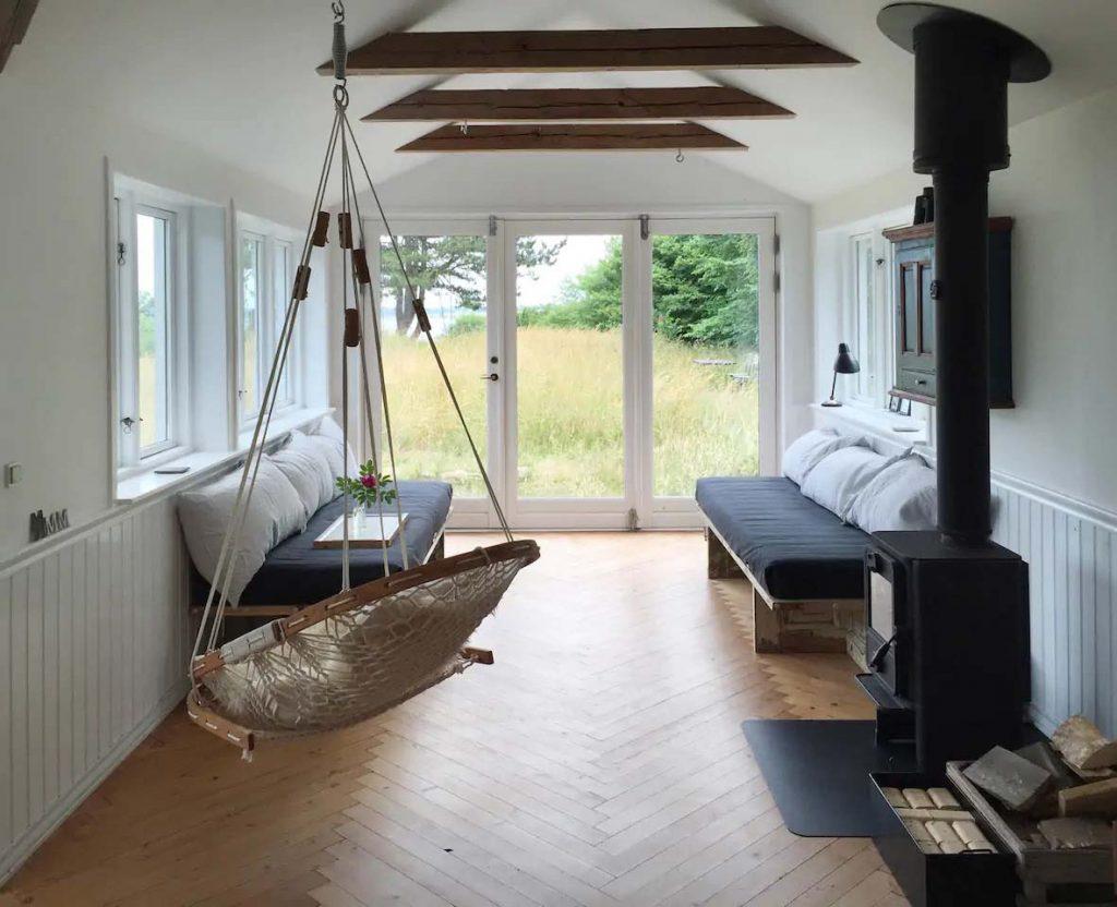 Airbnb denemarken