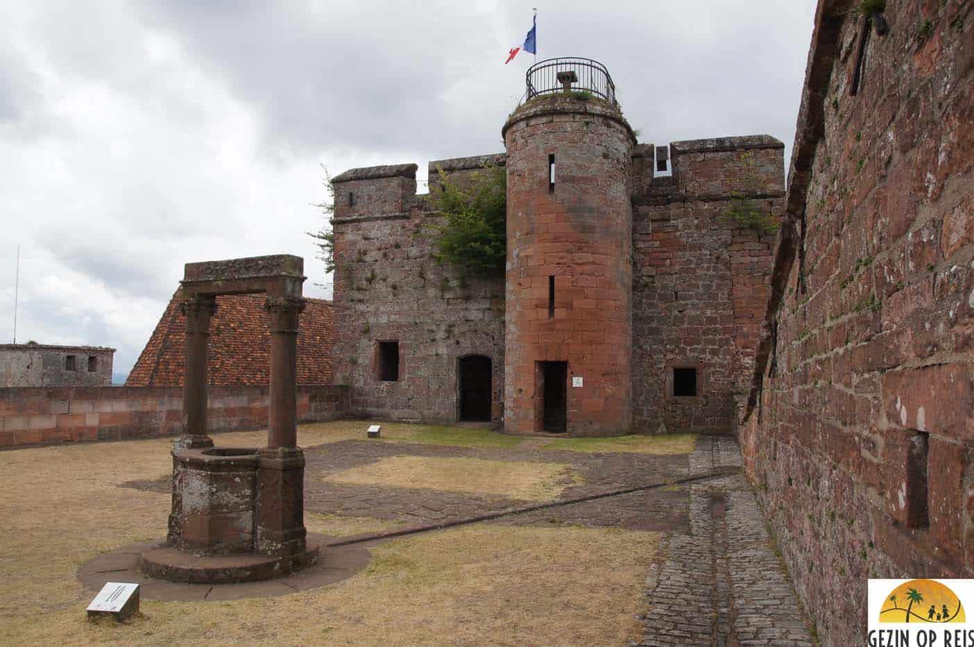 Lichtenberg kasteel