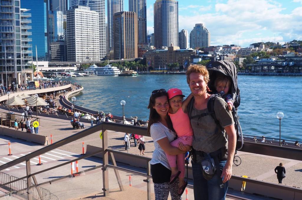 Nieuw-Zeeland met kids