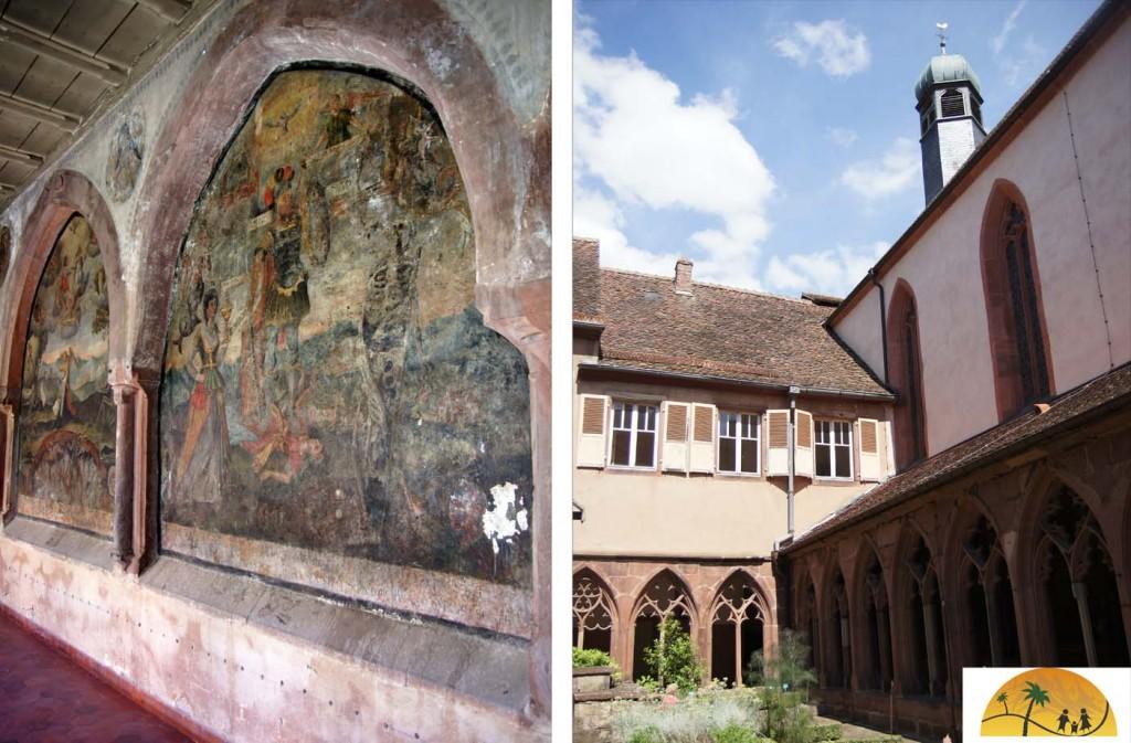 saverne klooster
