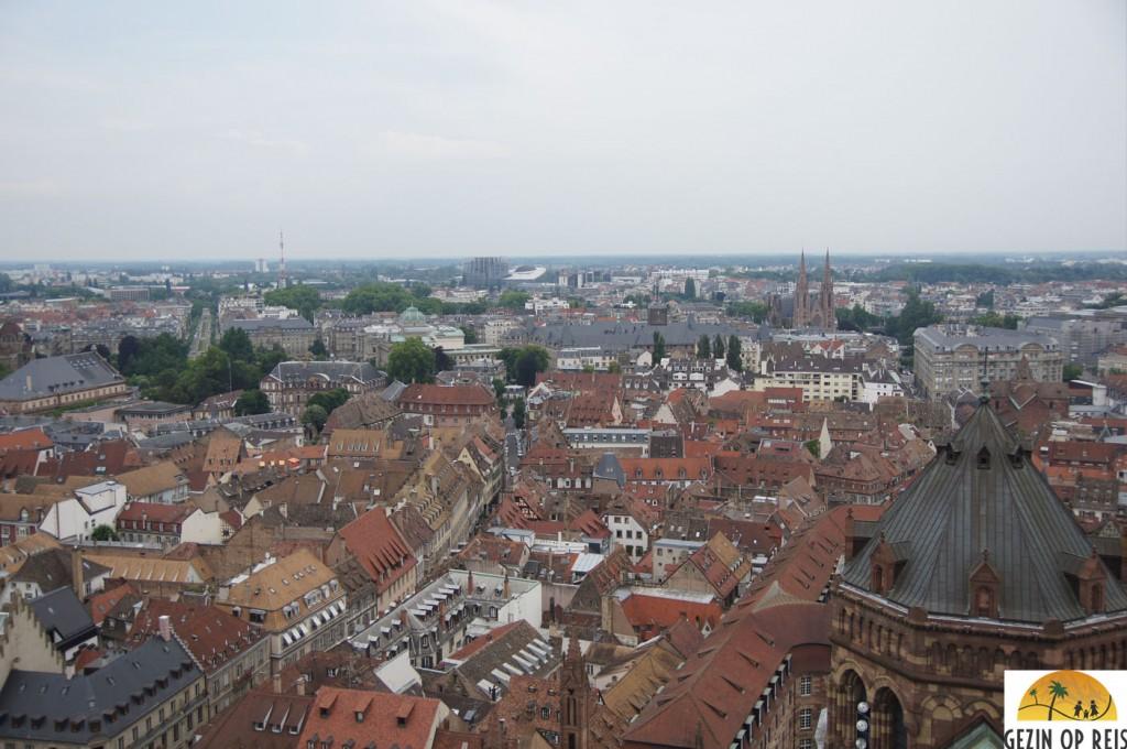 Kathedraal uitzicht