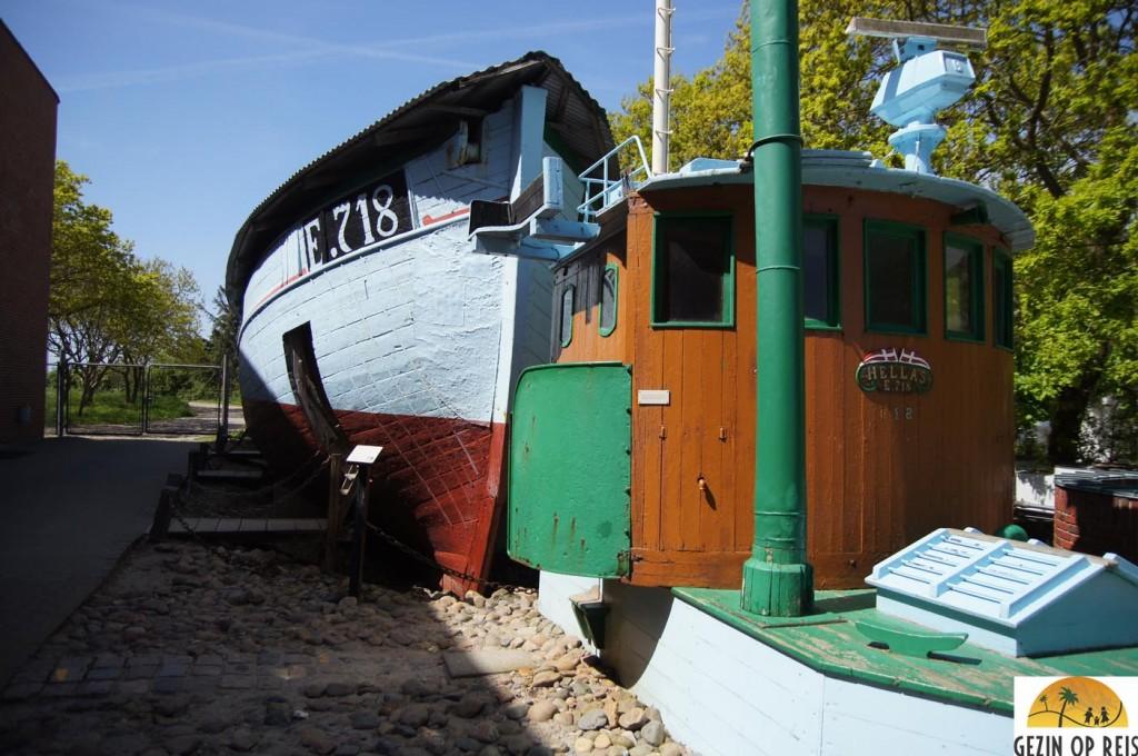 visserij en maritiem museum