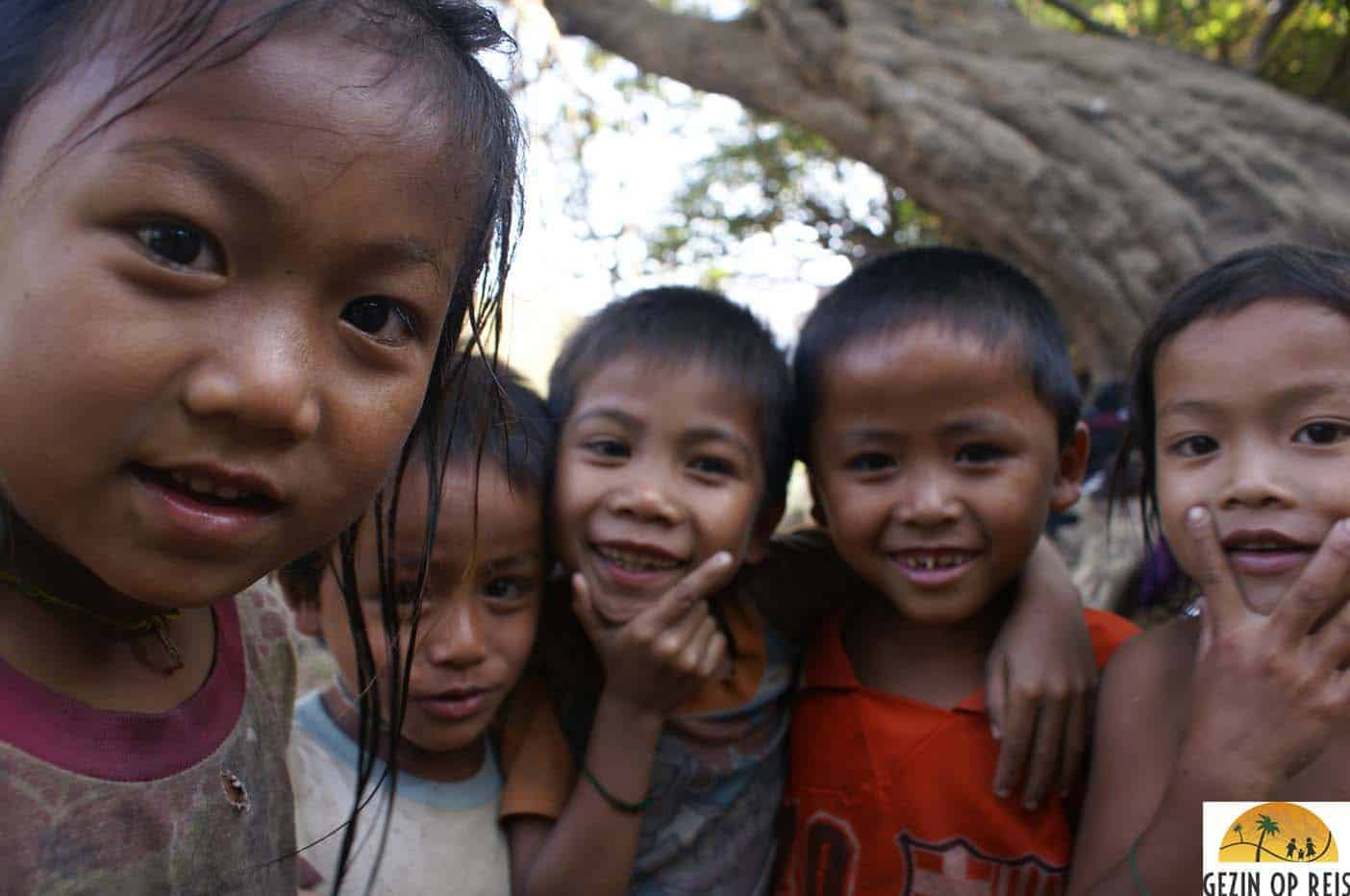 Dorpje Laos