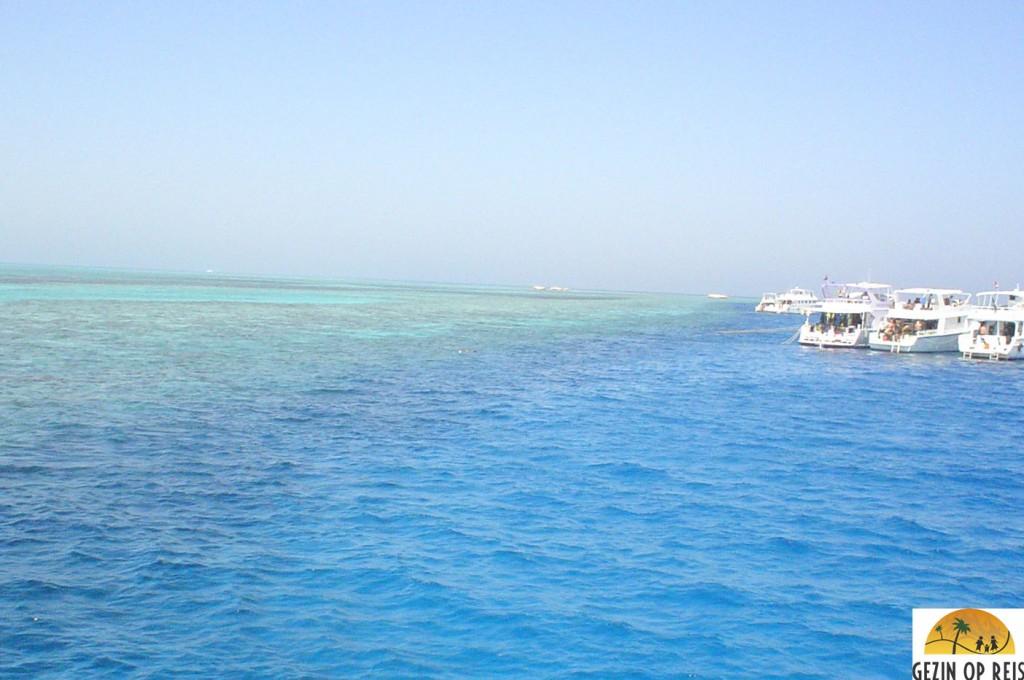 egypte duiken