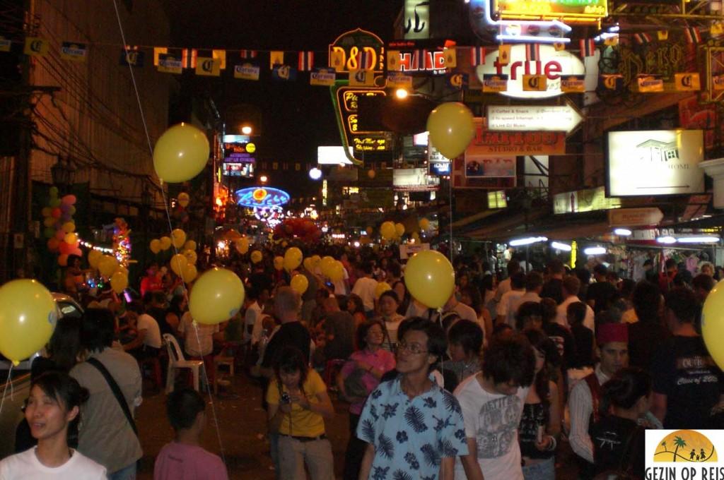 Kerstvakantie in Thailand