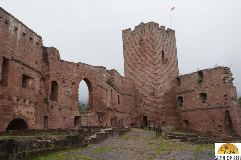 Wangenbourg kasteel